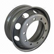 Truck Tubeless Steel Wheel Rim from China (mainland)