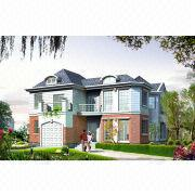 Prefabricated Villa from China (mainland)