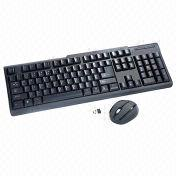 Keyboard and Mouse from China (mainland)