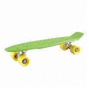 Penny fish mini plastic skateboard from China (mainland)