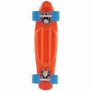 Penny mini fish plastic skateboard from China (mainland)