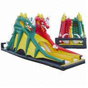 Inflatable Sports Slide from China (mainland)