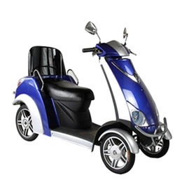 500W Three-wheel Electric Scooter Manufacturer