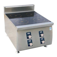 3.5kW Burner, Ranges with Four Burners, Made of Stainless Steel