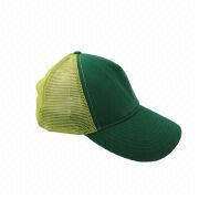 China Embroidered Logo Cap