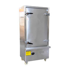 8-tray single door single control rice steam oven with fast heating from Shenzhen Jinken Technology Co. Ltd