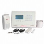 China GSM SMS Alarm/Wireless SIM Card Calling System