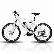 Mountain E-bikes from China (mainland)