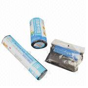 Plastic Garbage Bag on Roll from China (mainland)