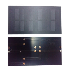 5.5V/200mA small solar panels from China (mainland)
