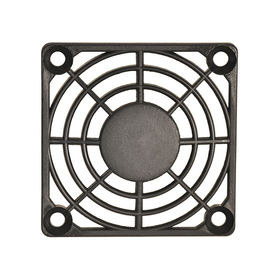 Plastic cooling fan guard from Taiwan