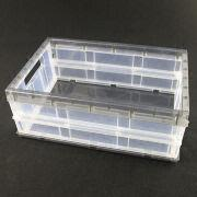 Plastic folding box from China (mainland)
