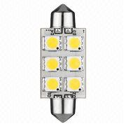 LED Festoon Bulb from Hong Kong SAR