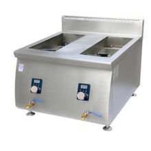 Deep flat fryers from China (mainland)