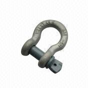 Screw Pin Anchor Shackle from China (mainland)