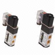 2-/3-, 2-/5-, 3-position/5-port Solenoid Valve from China (mainland)