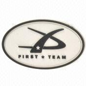 Taiwan PVC Rubber Patches