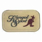 PVC Rubber Patches from Taiwan