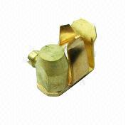 Terminal Blocks, Made of Brass, ODM/OEM Orders Welcomed from Hunan HLC Metal Technology Ltd