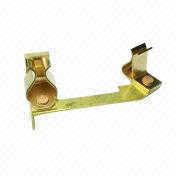 Connector Terminal, Made of Brass, ODM/OEM Orders Welcomed from Hunan HLC Metal Technology Ltd
