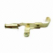Connector Terminals, Made of Brass, ODM/OEM Orders Welcomed from Hunan HLC Metal Technology Ltd