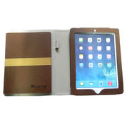 PU Leather Case for iPad from Beijing Leter Stationery Manufacturing Co.Ltd