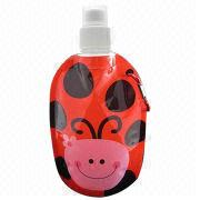 Lady Bug-shaped Drinking Water Bottle from Taiwan