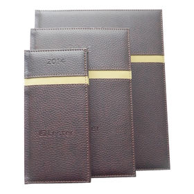 PU Leather Diaries from China (mainland)