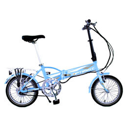"16"" Alloy Folding Electric Bike from China (mainland)"