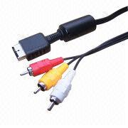 6ft Audio Video AV Cable Lead Converter from China (mainland)