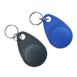 HF Waterproof Keyfobs, Sized 38 x 30 x 6mm, Lower Cost RFID Card Solution