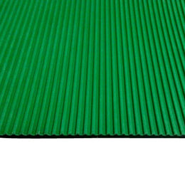Corrugated rubber mat Manufacturer