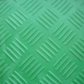 Rubber matting from China (mainland)
