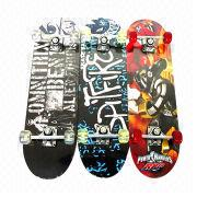 Skateboards from China (mainland)