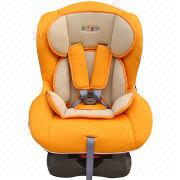 Multi-fabric Cover Design Baby Car Seat from China (mainland)