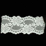 Lace trim from China (mainland)