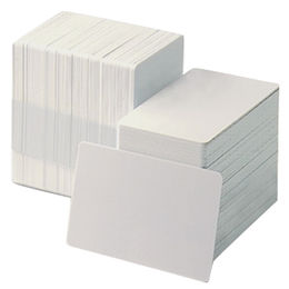 PVC Magnetic Stripe Card/Blank Business Card with Magetic Stripe, Sized 86 x 54 x 0.76mm
