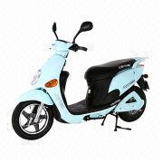 Alloy Wheel Electric Scooter from China (mainland)