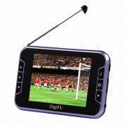 ISDB-T 1Seg Mobile TV from Taiwan