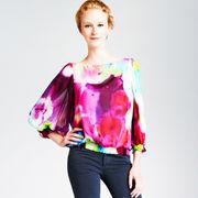 Custom design 100% cotton digital printing from China (mainland)