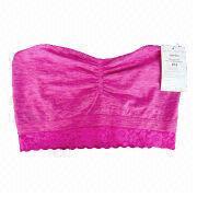 Seamless bra from China (mainland)