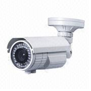 China Long-range IR CCTV Camera with 700TVL, 12mm Lens, 50m IR Range