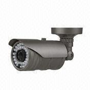 China Waterproof/CCTV/Varifocal IR Bullet Camera with 700TVL Resolution, 4-9mm Lens, 50m IR Range