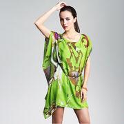 Silk fabric digital printing from China (mainland)