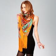 100% silk scarf printing Manufacturer