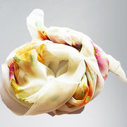 Silk Georgette Scarf Digital Printing Manufacturer