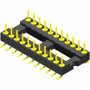 China 2.54mm Machine Pin Header IC Type