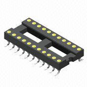 2.54mm Machine Pin Socket IC Type from China (mainland)