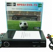 DVB-T2 Car Digital TV Receiver from China (mainland)