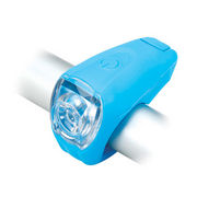 USB Bicycle Front Light with Lithium Rechargeable Battery